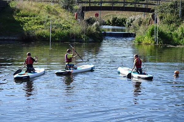 Adventure Ways Canoeing