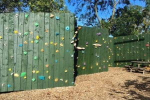 Adventure Ways Rock Climbing Wall