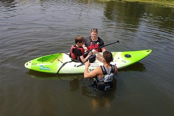 Adventure Ways Rock Canoeing