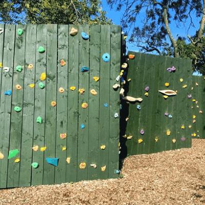 Adventure Ways Rock Climbing Wall