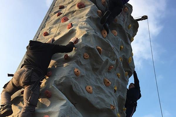 Adventure Ways Rock Climbing