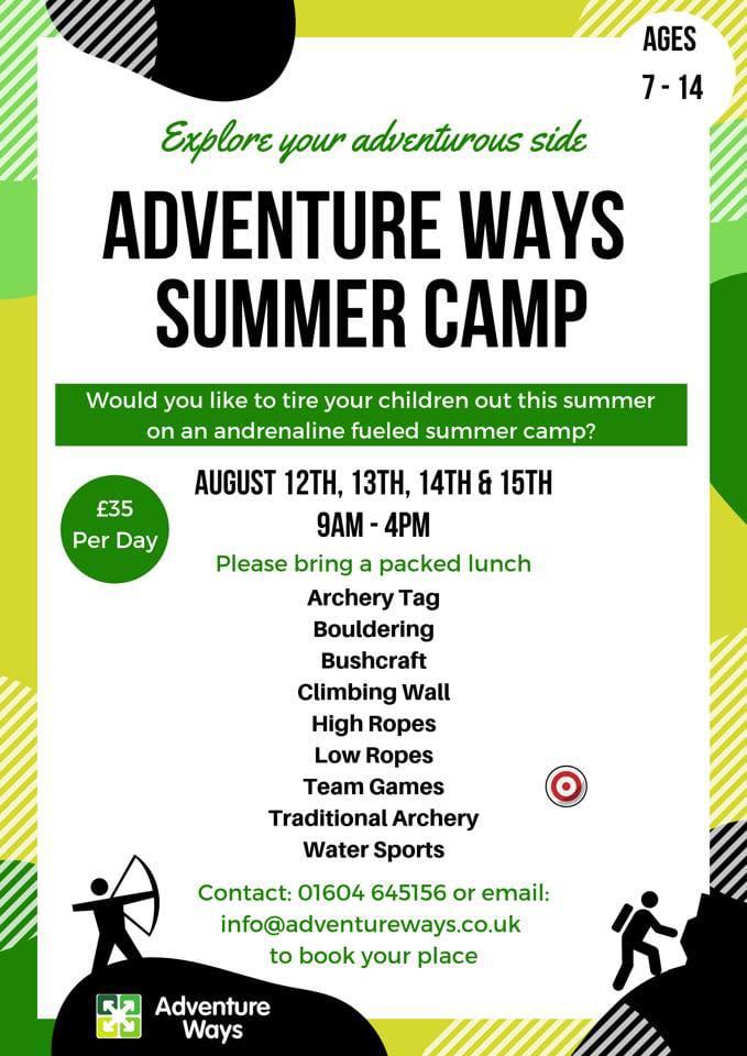 Adventure Ways Summer Camp