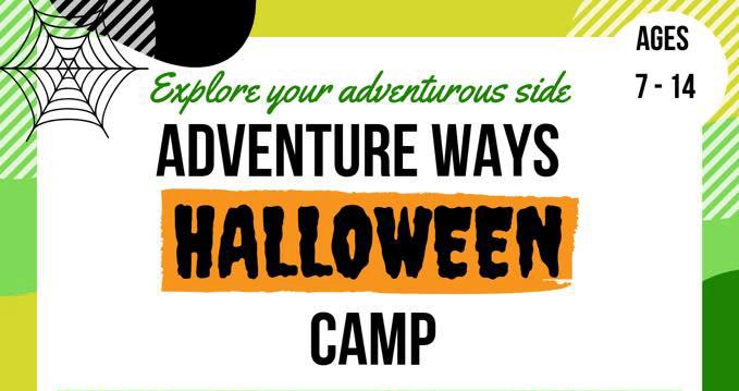 Adventure Ways Halloween Camp