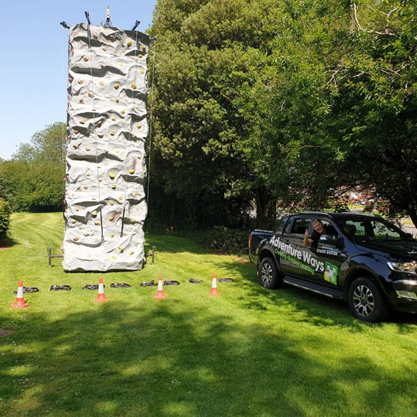 Adventure Ways Mobile Climbing Wall